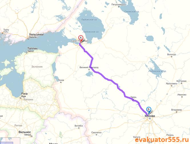 Эвакуатор 555 москва - Санкт -Петербург (Питер, СПБ) дешего цена 21000 рублей