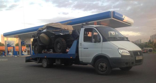 заказать эвакуатор дешево для бронивика Москва