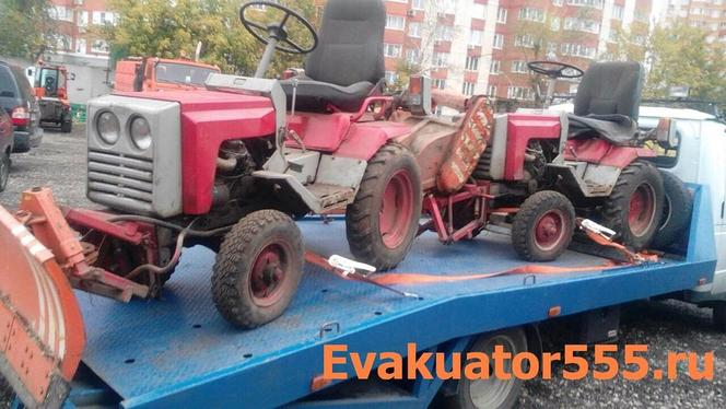 заказать услуги эвакуатора 555 для спецтехники и техники по Москве